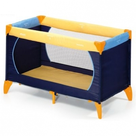 Hauck - Dream´n Play 60x120cm yellow-lightblue
