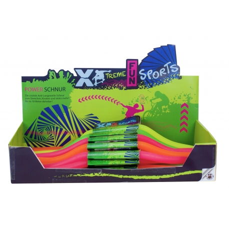 XTREME FUN SPORTS Power Schnur, 4-fach