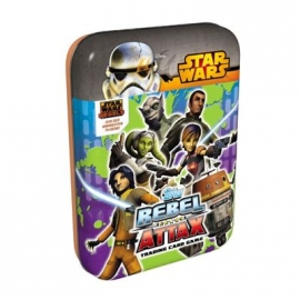 Topps - Star Wars™ Rebel Attax 1 - Mini-Tin