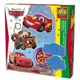 SES Creative - Bügelperlenset Cars (Disney)