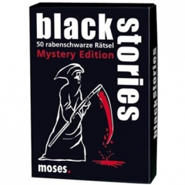 moses. - black stories - Mystery Edition