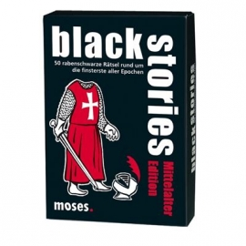moses. - black stories Mittelalter Edition