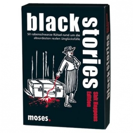 moses. - black stories - Shit Happens Edition