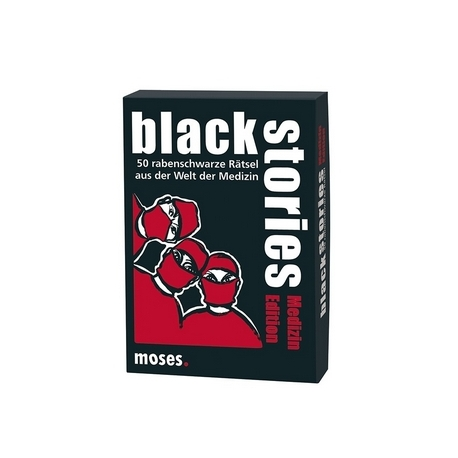 Moses - Black stories - Medizin Edition
