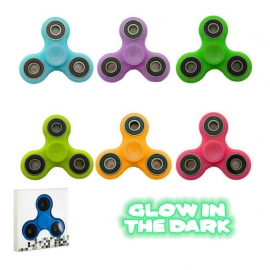 Spinner glow in the