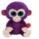 Ty Plüsch - Beanie Boo's Glubschi's - Grapes Affe, Large 24cm