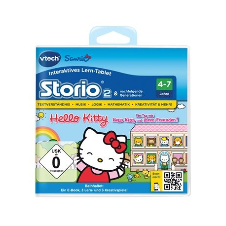 VTech - Storio 2 - Lernspiel - Hello Kitty